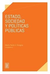 E-book Estado, sociedad y políticas públicas