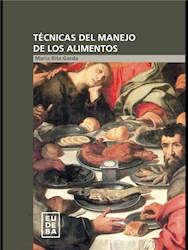 E-book Técnicas del manejo de los alimentos