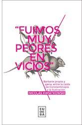 """E-book """"Fuimos muy peores en vicios"""""""