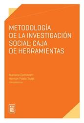 E-book Metodología de la investigación social: Caja de herramientas
