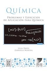 E-book Problemas y ejercicios de aplicación para química