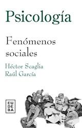E-book Psicología. Fenómenos sociales