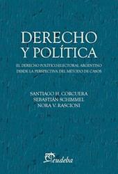 E-book Derecho y política