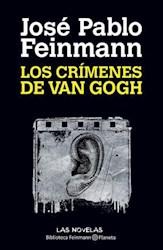 E-book Los crímenes de Van Gogh