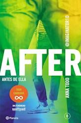 AFTER 0. ANTES DE ELLA