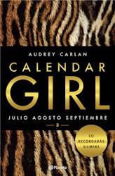 E-book Calendar Girl 3 (Edición Cono sur)