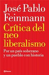 E-book Crítica del neoliberalismo