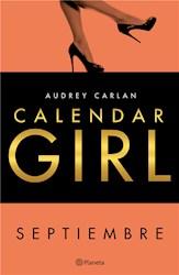 E-book Calendar Girl. Septiembre (Edición Cono Sur)