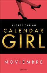 E-book Calendar Girl. Noviembre (Edición Cono Sur)