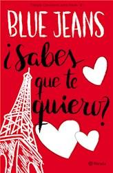 E-book ¿Sabés que te quiero? (Edición Cono Sur)