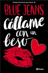 E-book Cállame con un beso (Edición Cono Sur)