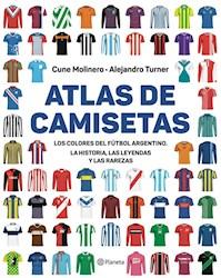 ATLAS DE CAMISETAS