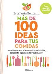 E-book Más de 100 ideas para tus comidas