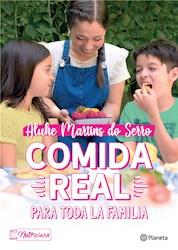 E-book Comida real para toda la familia