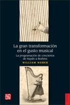 GRAN TRANSFORMACION EN EL GUSTO MUSICAL
