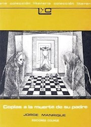 COPLAS A LA MUERTE DE SU PADRE Y SELECCION DE POE