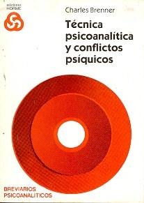 TECNICA PSICOANALITICA Y CONFLICTOS PSIQUICOS