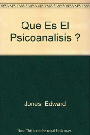 QUE ES EL PSICOANALISIS