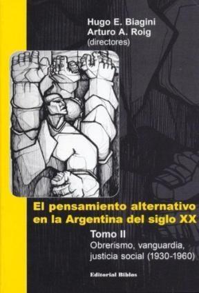 PENSAMIENTO ALTERNATIVO EN LA ARGENTINA DEL SIGLO