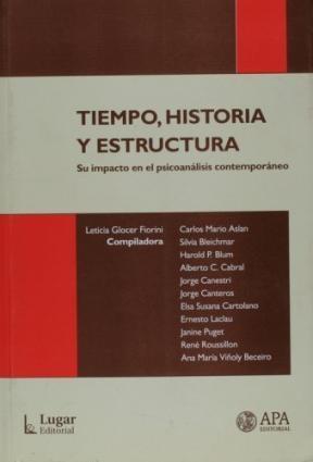 TIEMPO HISTORIA Y ESTRUCTURA
