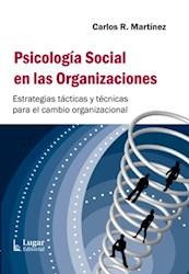PSICOLOGIA SOCIAL EN LAS ORGANIZACIONES