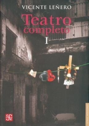 TEATRO COMPLETO I (RUSTICO)