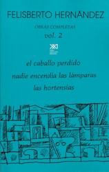 OBRAS COMPLETAS V-2 FELISBERTO HERNANDEZ
