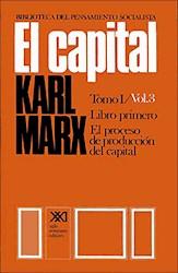 CAPITAL, EL TOMO 1 VOL.3