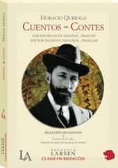 CUENTOS / CONTES - HORACIO QUIROGA (BILINGUE)