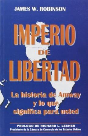IMPERIO DE LIBERTAD: 2DA .ED.