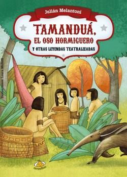 TAMANDUA, EL OSO HORMIGUERO