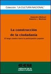 LA CONSTRUCCION DE LA CIUDADANIA