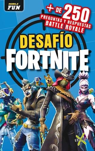 DESAFIO FORTNITE