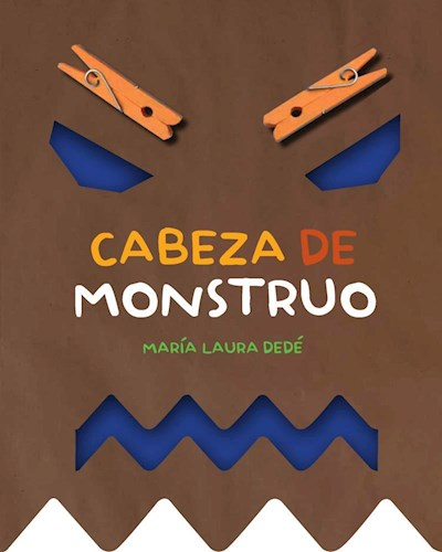 CABEZA DE MONSTRUO