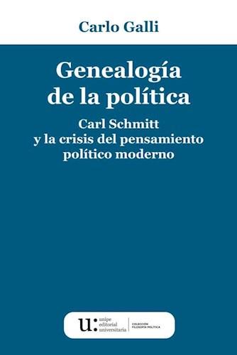 GENEALOGIA DE LA POLITICA