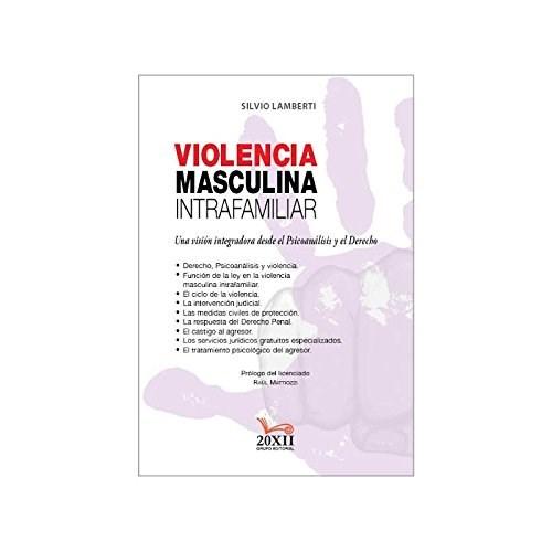 VIOLENCIA MASCULINA INTRAFAMILIAR
