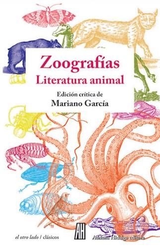 ZOOGRAFIAS. LITERATURA ANIMAL