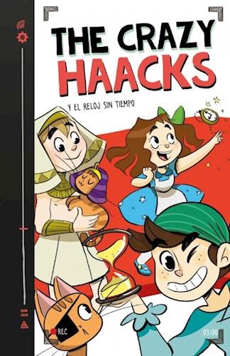 THE CRAZY HAACKS Y EL RELOJ SIN TIEMPO (