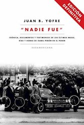 E-book Nadie fue (Edición Definitiva)