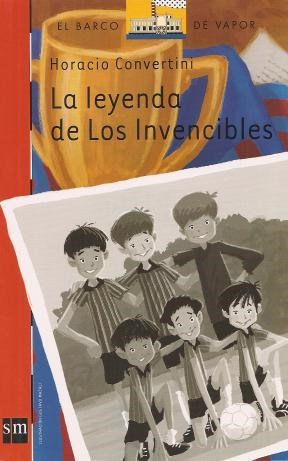 LA LEYENDA DE LOS INVENCIBLES