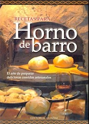 RECETAS PARA HORNO DE BARRO (NOVEDAD)