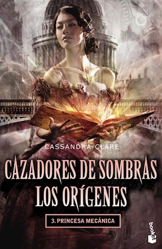 CAZADORES DE SOMBRAS, LOS ORIGENES III