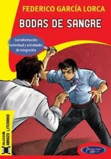 COL. ABRAZO LITERARIO - BODAS DE SANGRE