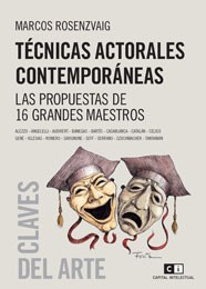 TECNICAS ACTORALES CONTEMPORANEAS