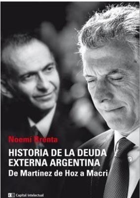 HISTORIA DE LA DEUDA EXTERNA ARGENTINA De Martine