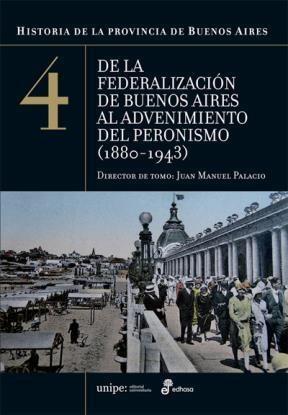 DE LA FEDERALIZACION DE BUENOS AIRES AL ADVENIMIE