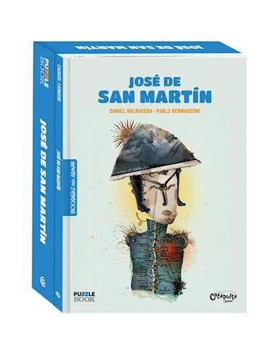 JOSE DE SAN MARTIN PUZZLE BOOK