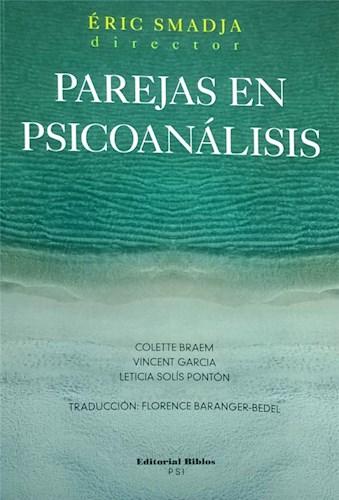 PAREJAS EN PSICOANALISIS