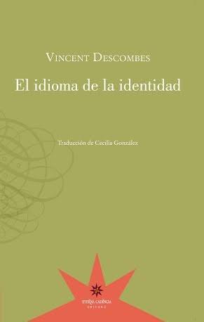 EL IDIOMA DE LA IDENTIDAD