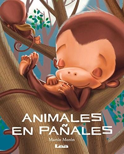 ANIMALES EN PAÑALES